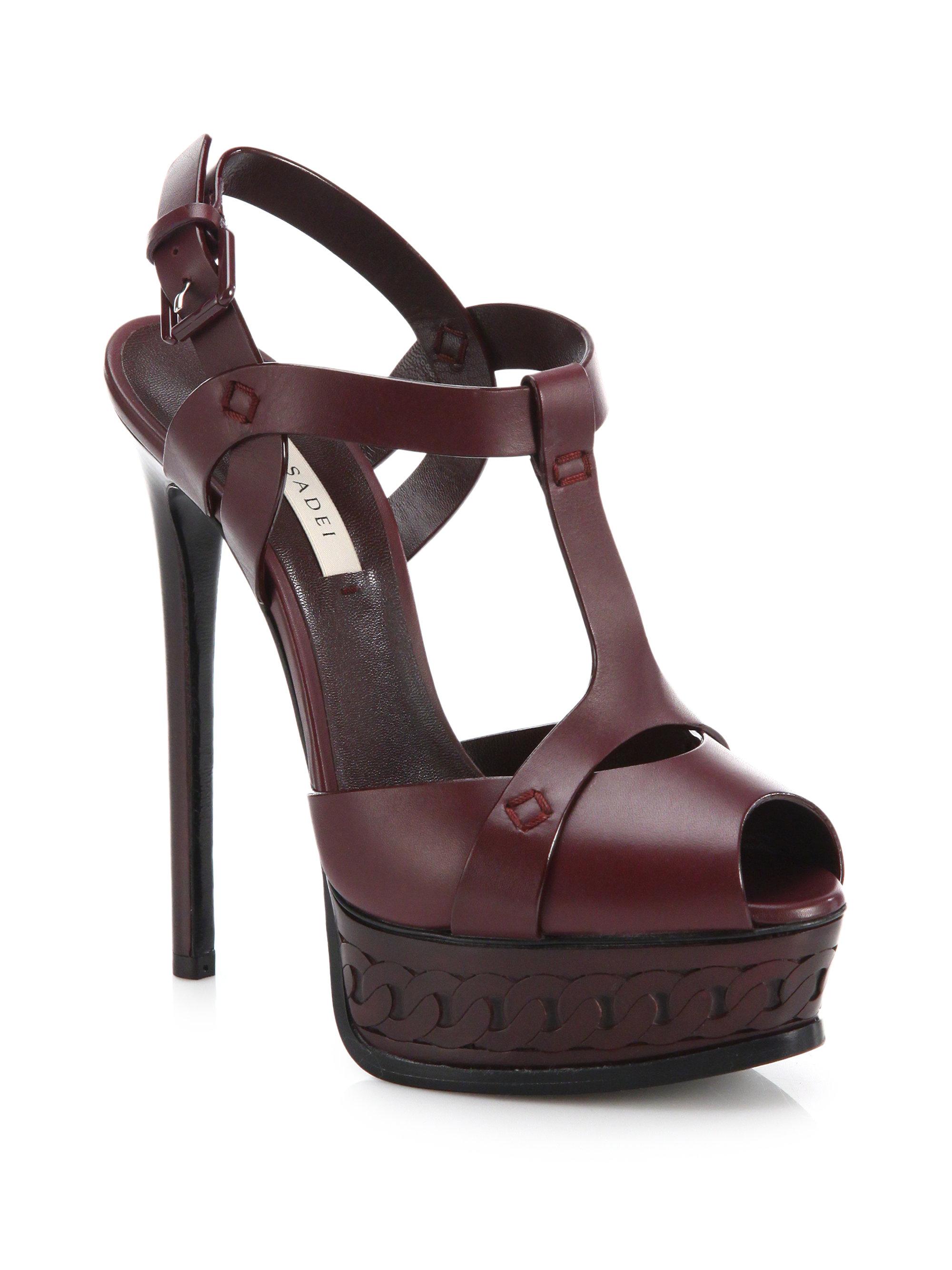 Casadei Platform Slide Sandals great deals online cheap limited edition finishline YaG4Y
