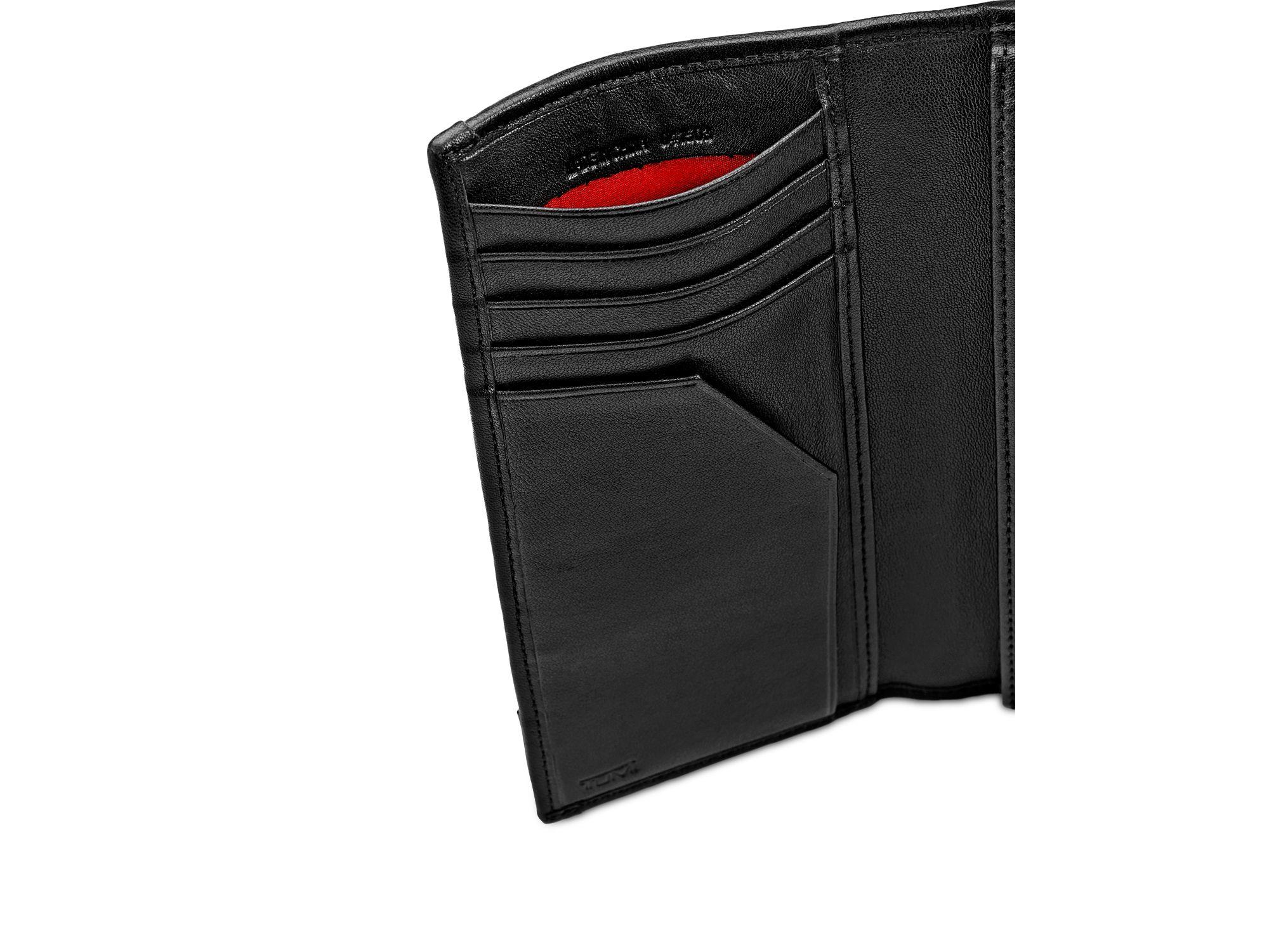 Tumi Mens Fxt Ballistic Nylon Wallets 50