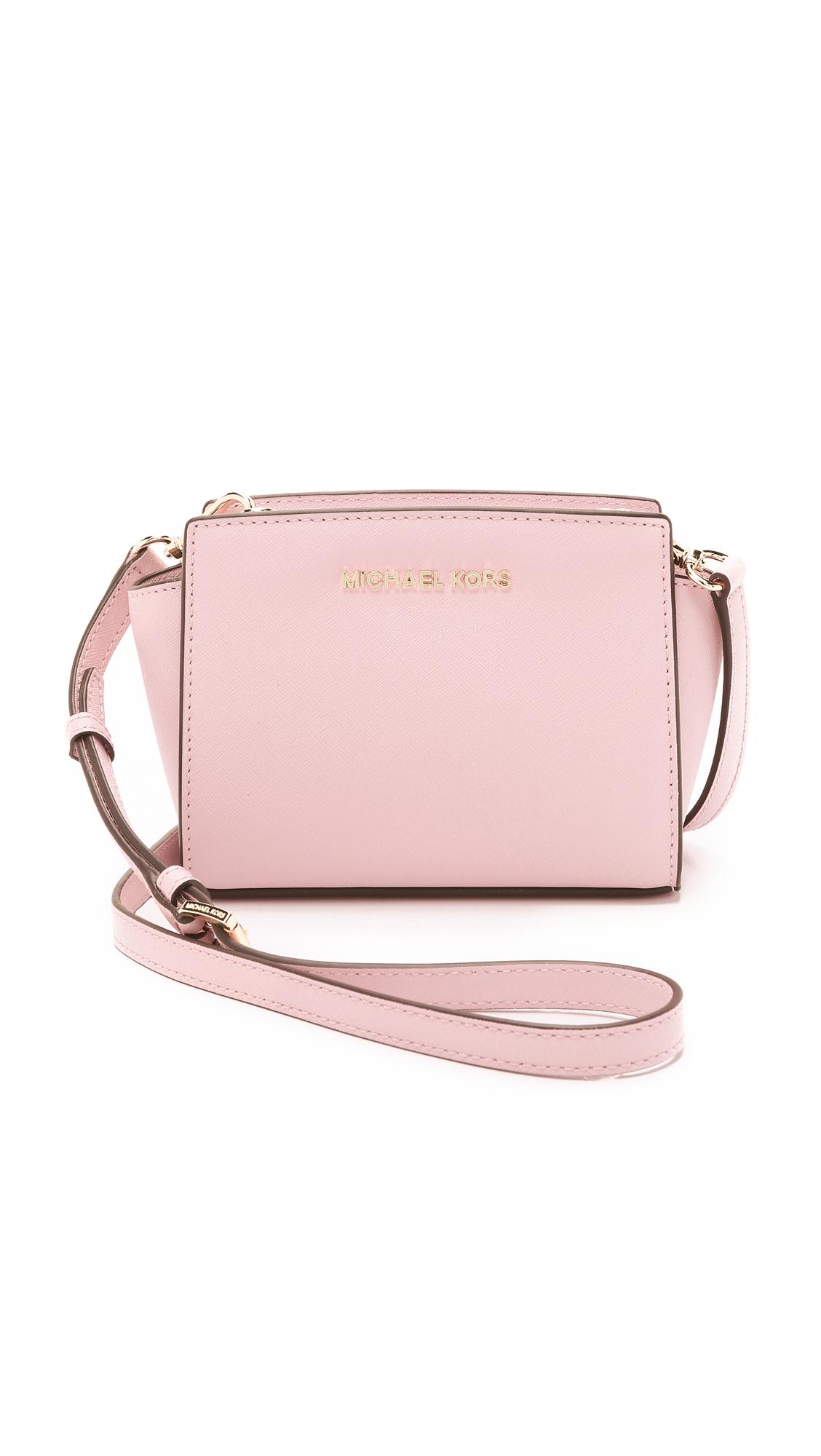 Selma Mini Messenger Bag - Blossom