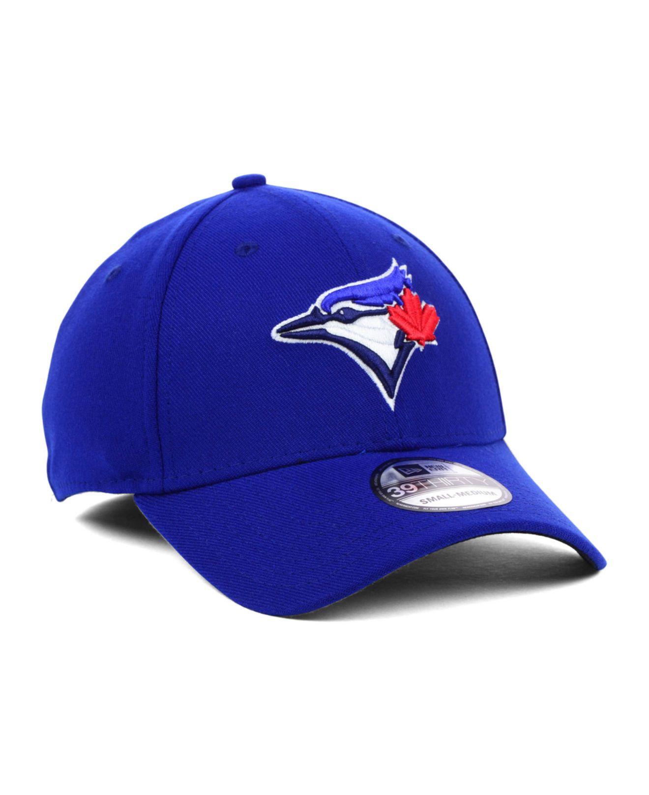 online retailer 7951f 802f3 KTZ Toronto Blue Jays Mlb Team Classic 39thirty Cap in Blue for Men - Lyst