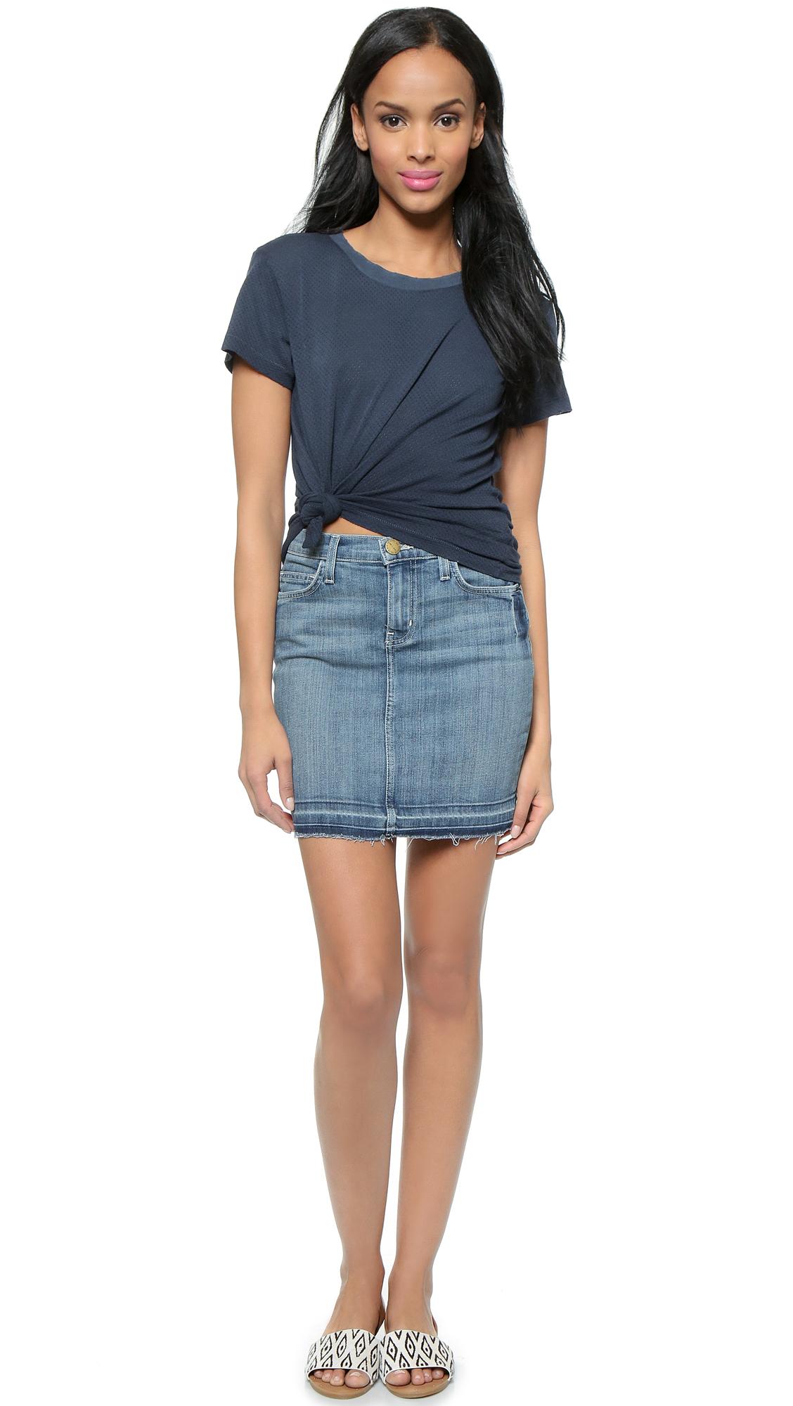 Skinny Miniskirt 26