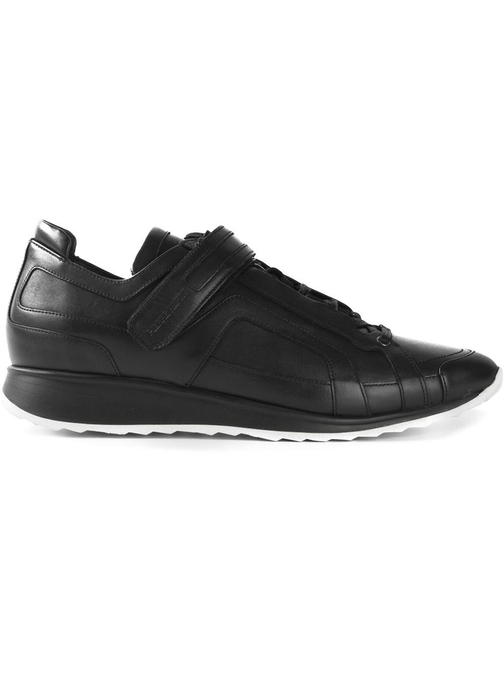 Lacoste Shoes Men  Velcro Straps