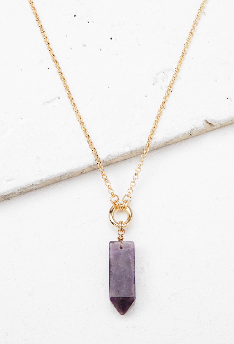 fullxfull jewelry chain stones pendant necklace healing listing il amethyst sterling polished with purple stone