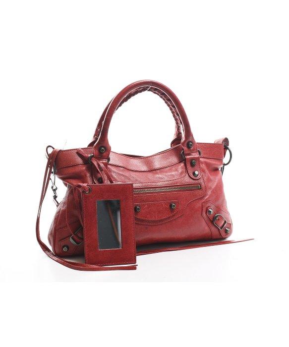 Balenciaga Pre-owned - First leather handbag pbau3