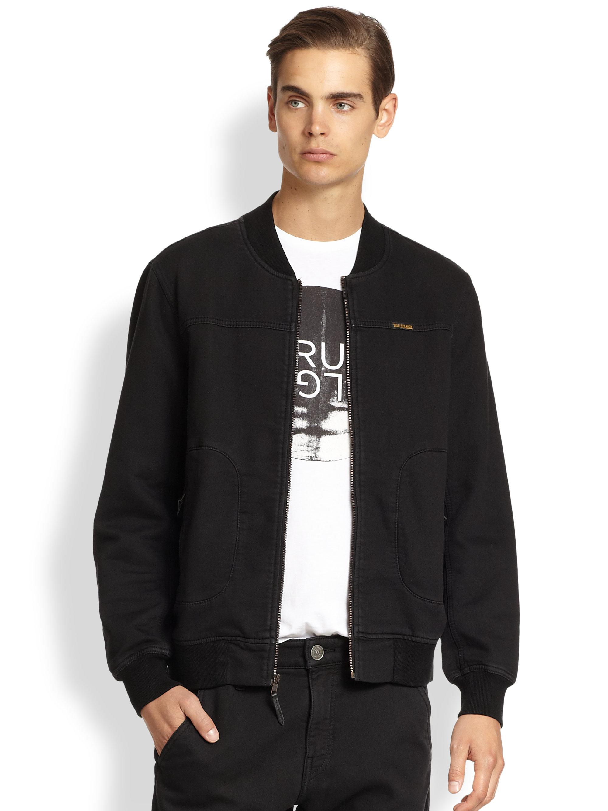 Religion Bomber Jacket
