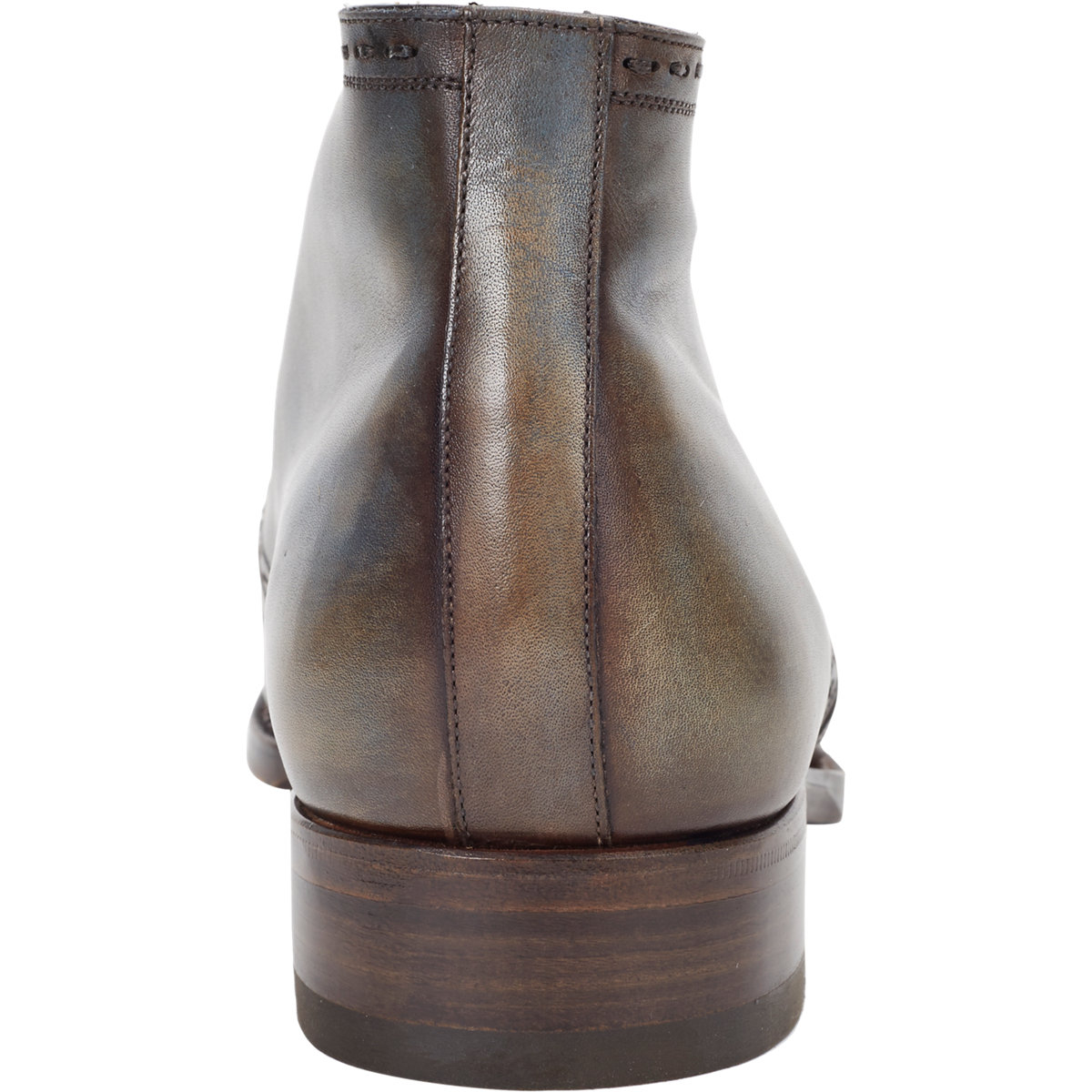 Harris Wingtip Chukka Boots in Brown for Men | Lyst