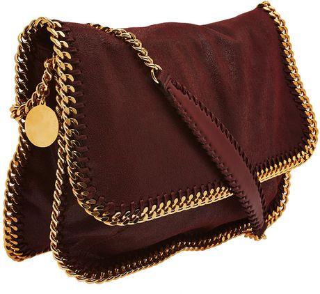 Burgundy Suede Shoulder Bag 2