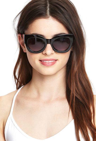 Cole Haan Cat Eye Sunglasses Modern Cat-eye Sunglasses