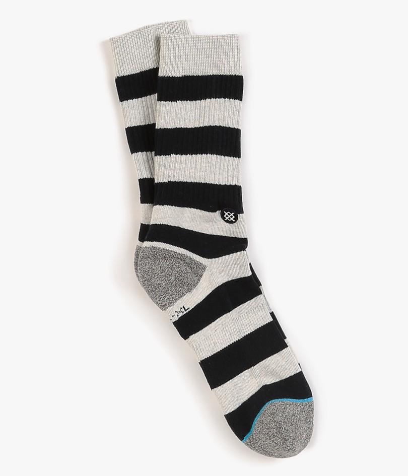Stance Gardner Sock In White For Men Lyst