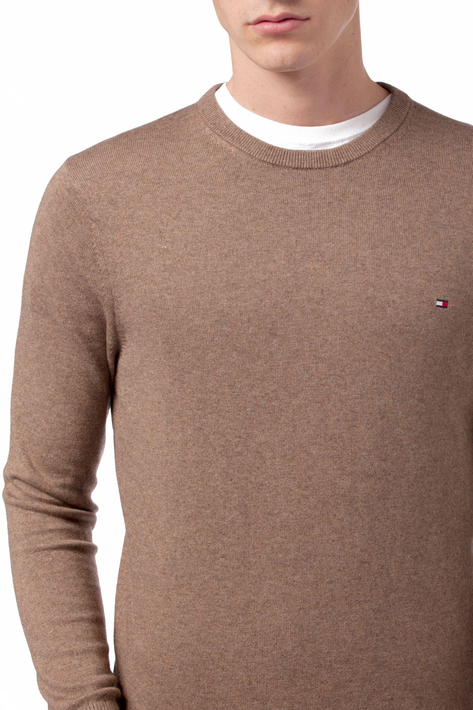 tommy hilfiger women's striped pima cotton blend sweater ...
