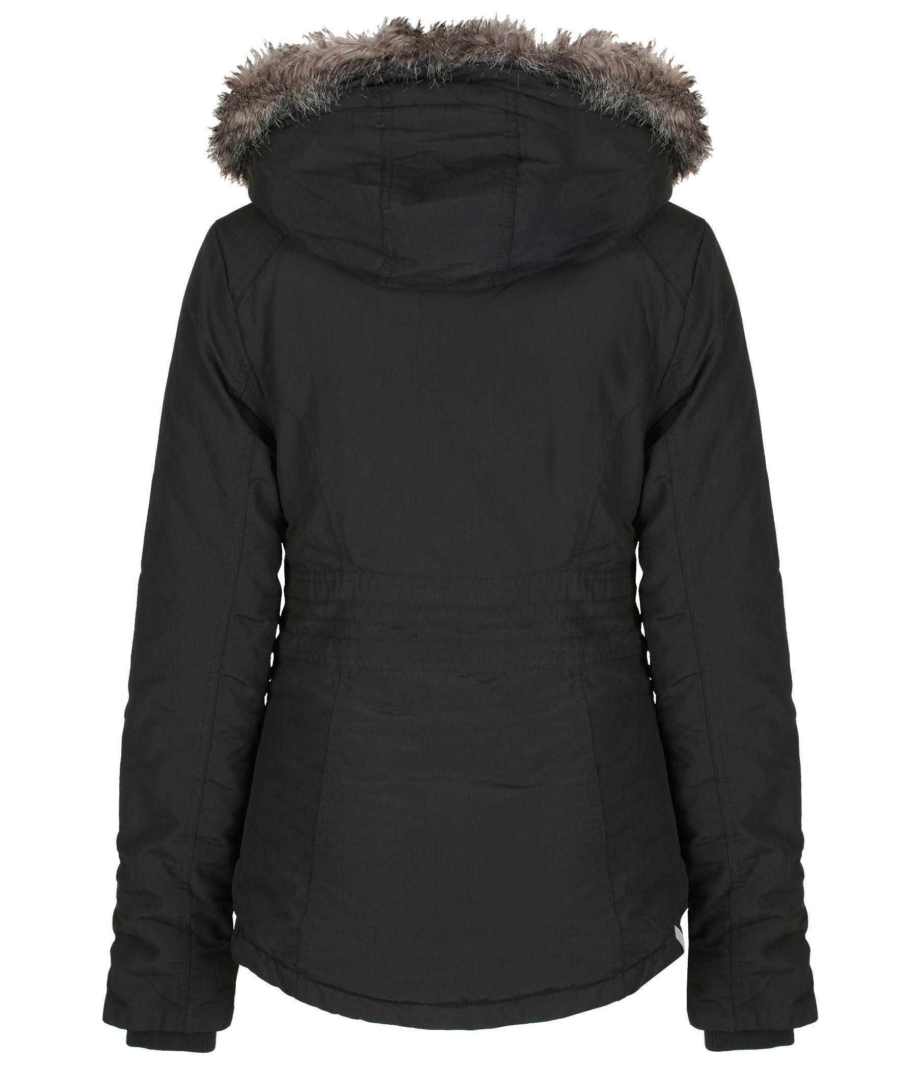 Bench Kidder Jacket In Black Lyst