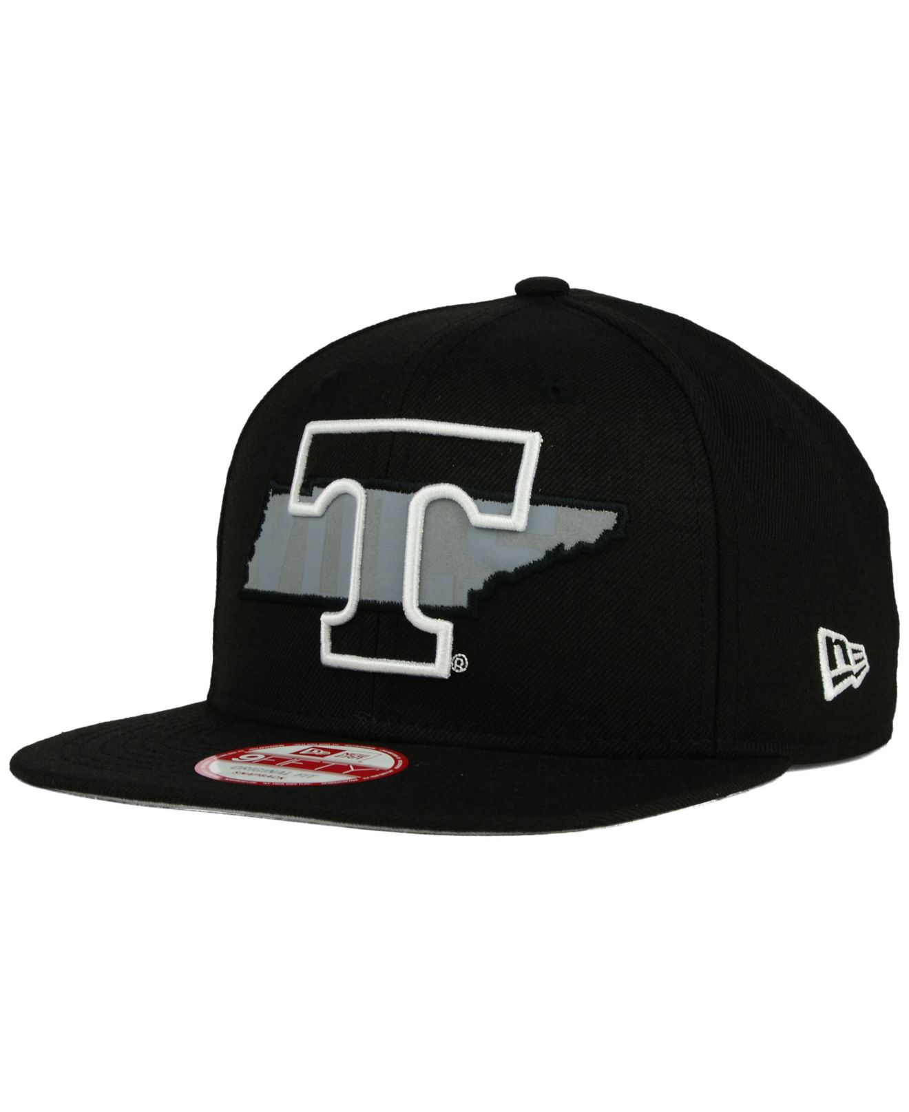 outlet store ac151 9de07 ... hot lyst ktz tennessee volunteers state flective 9fifty snapback cap  3927d 3bda5
