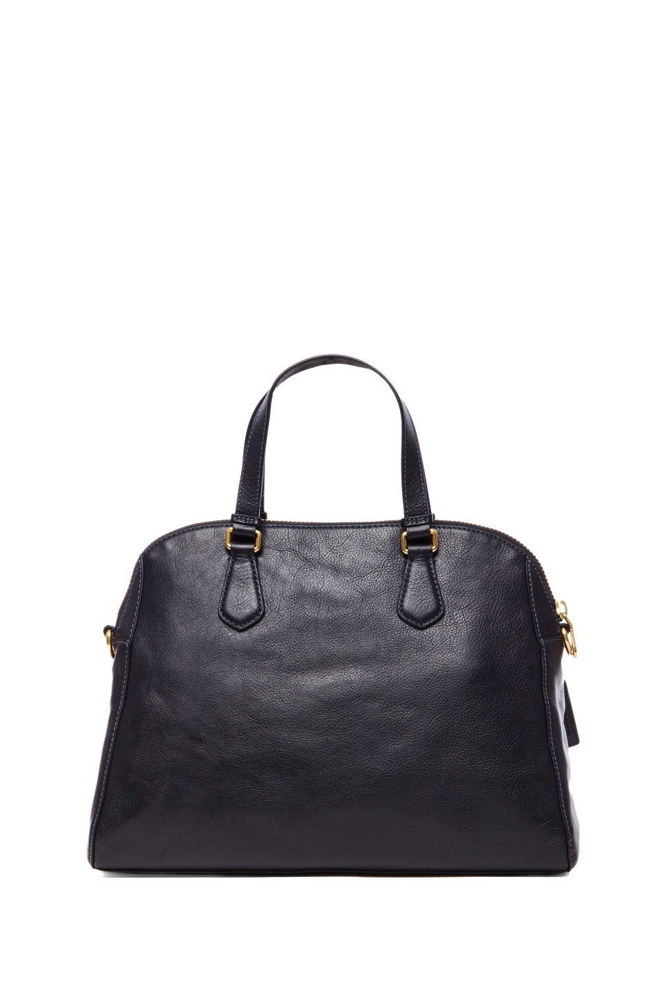 Lyst - Marc By Marc Jacobs Globetrotter Calamity Rei Bag in Navy in Blue e1fcdaa25beef