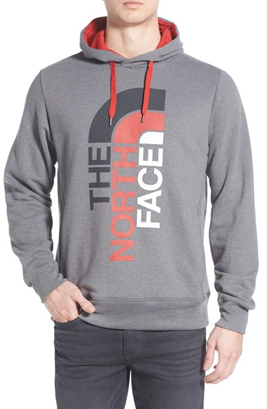 The North Face Mens Trivert Pullover Hoodie