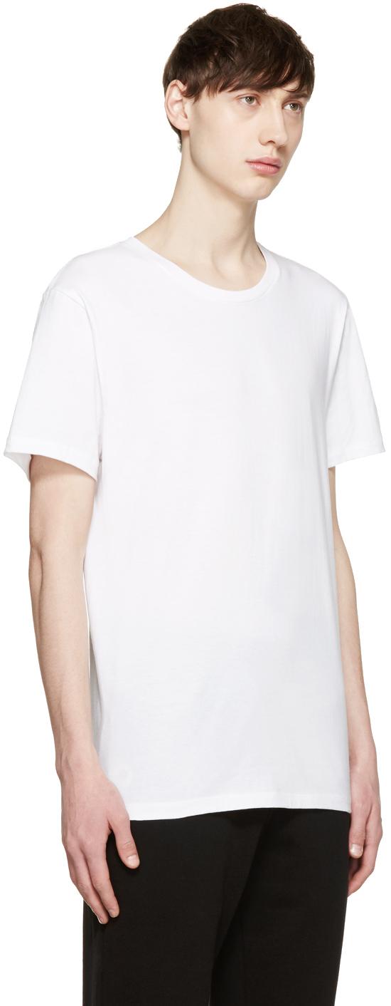 Calvin Klein White T Shirt 3 Pack
