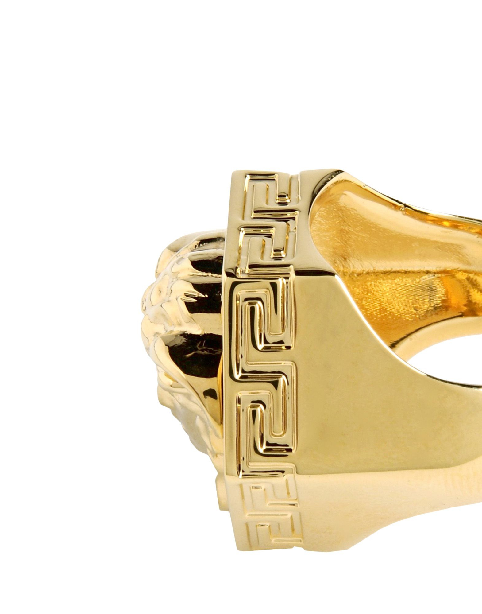 Versace Ring in Gold for Men