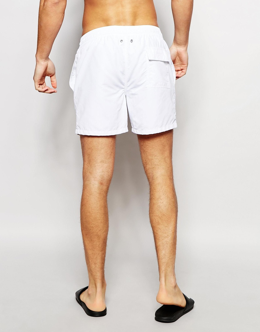 f7acc33a1b ... store polo ralph lauren hawaiian swim shorts in white for men lyst  e5e1f 89d54