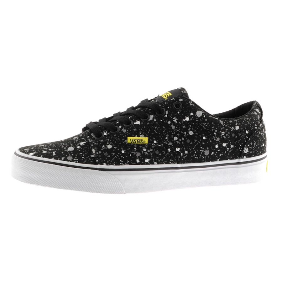 9eb6515d687a82 Lyst - Vans Kress Trainers Off Spray in Black for Men