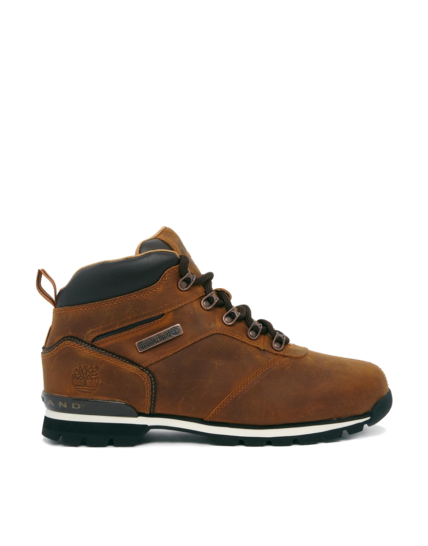 Timberland Splitrock 2 Hiking Boots In Brown For Men Lyst