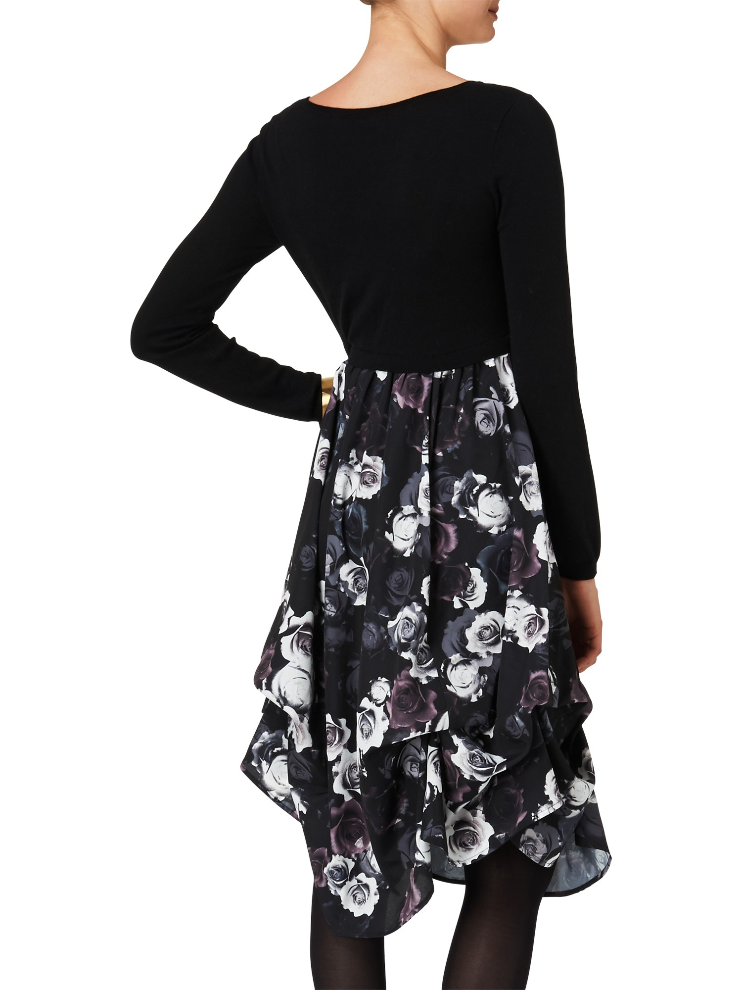 fase otte abingdon print hook up kjole