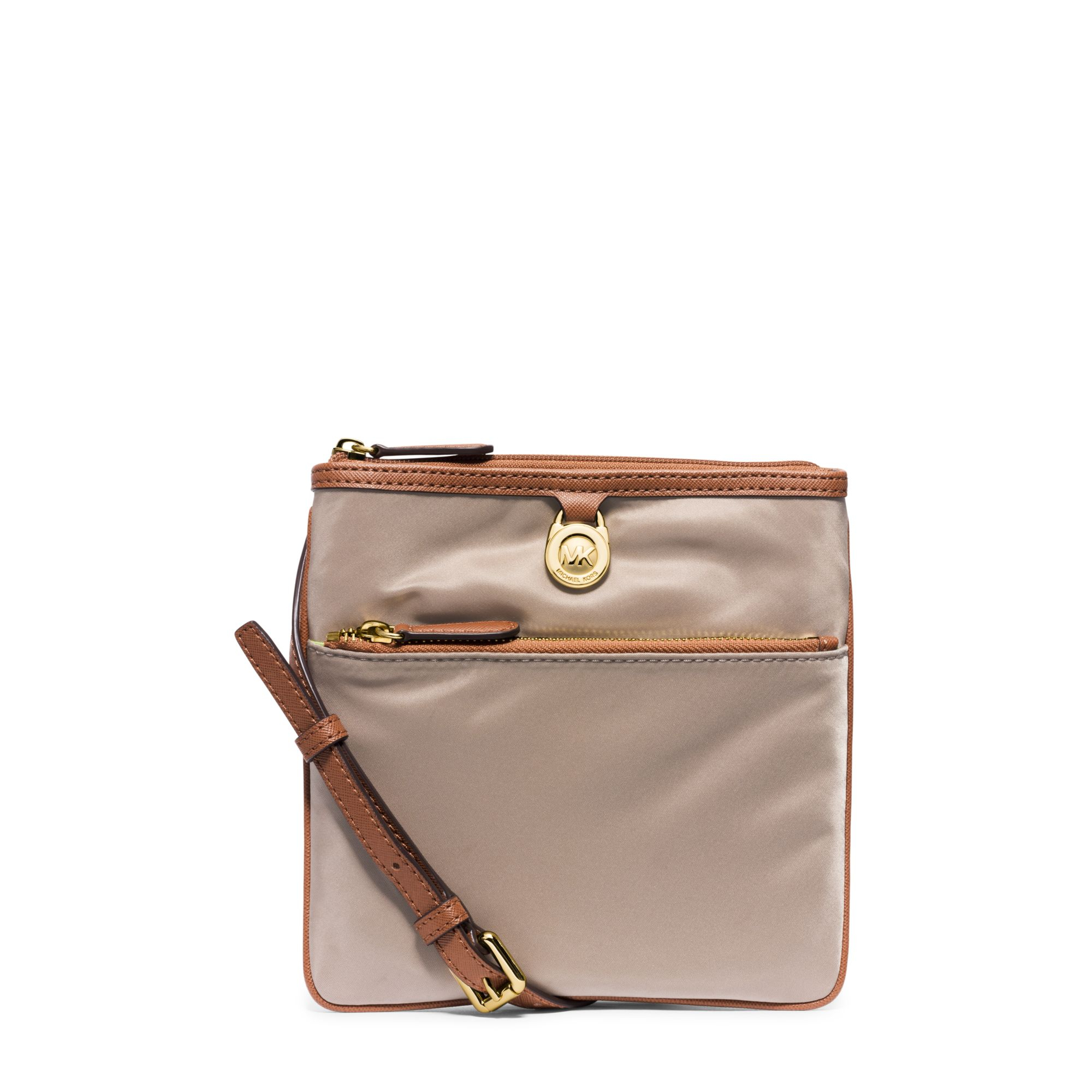 79155aadbf5c michael kors kempton small nylon crossbody