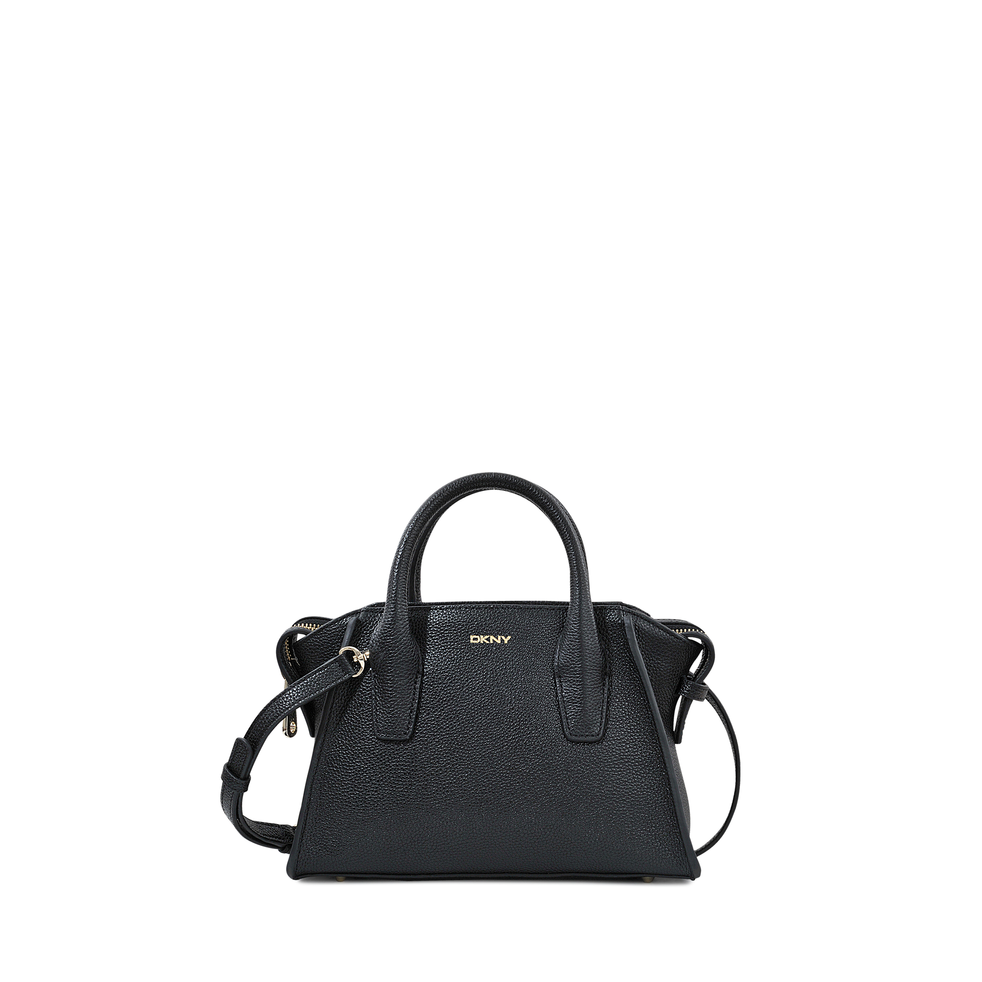 Dkny Mini Satchel Chelsea Bag in Black | Lyst