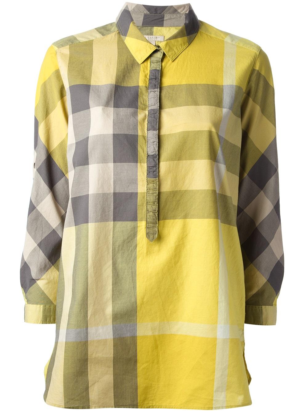 Three Quarter Sleeve Shirts For Women