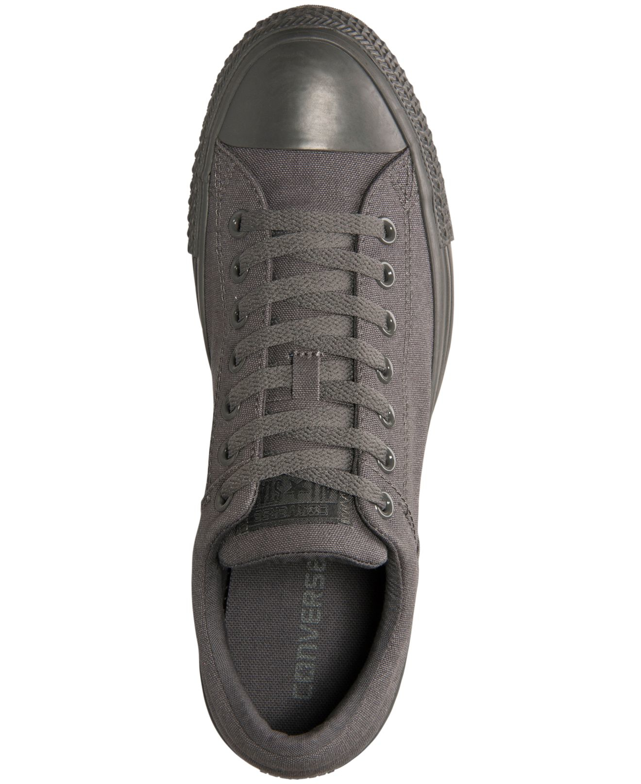 Converse Canvas Men S Chuck Taylor Street Ox Casual