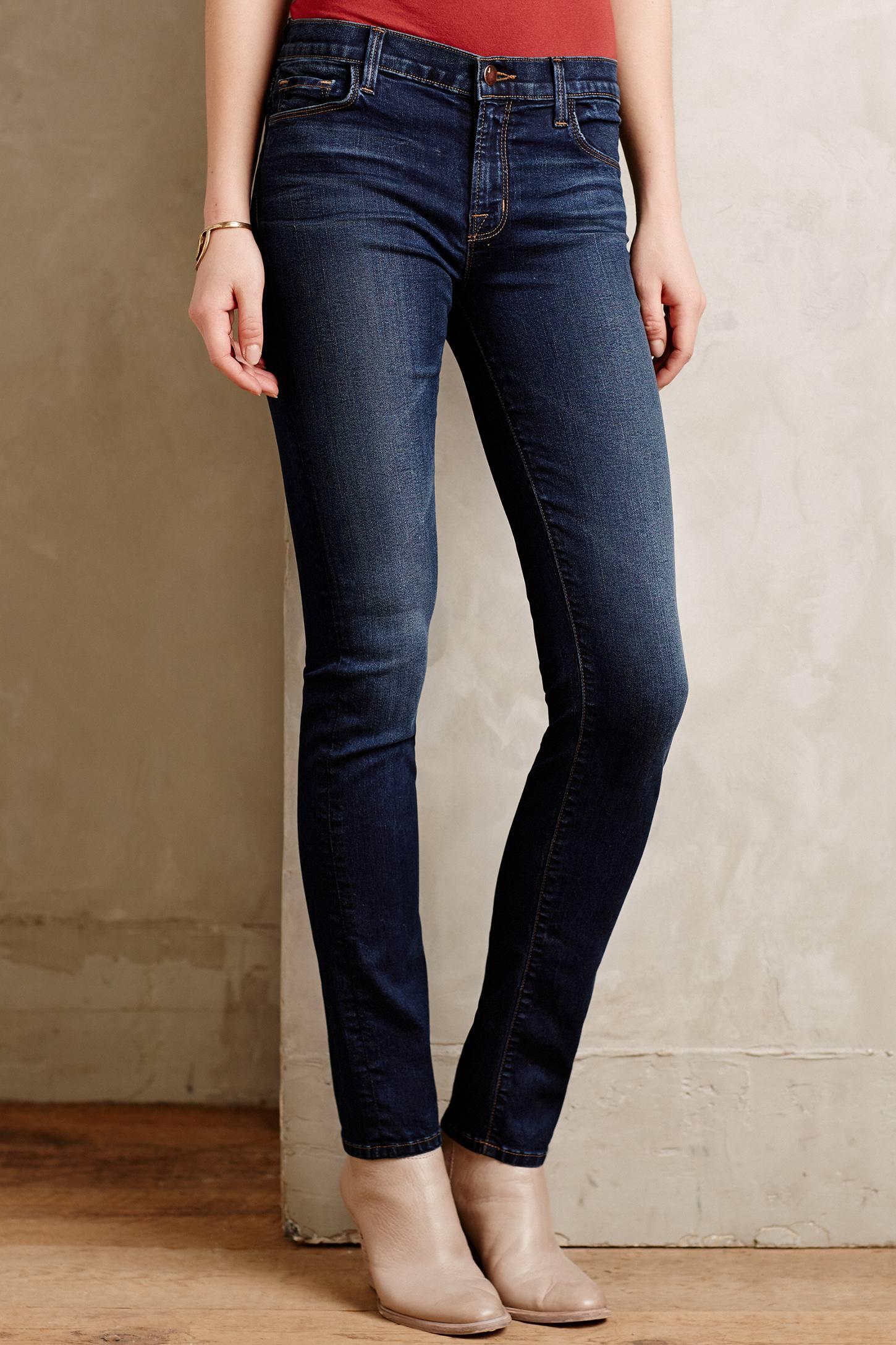 J Brand Cigarette Leg Womens