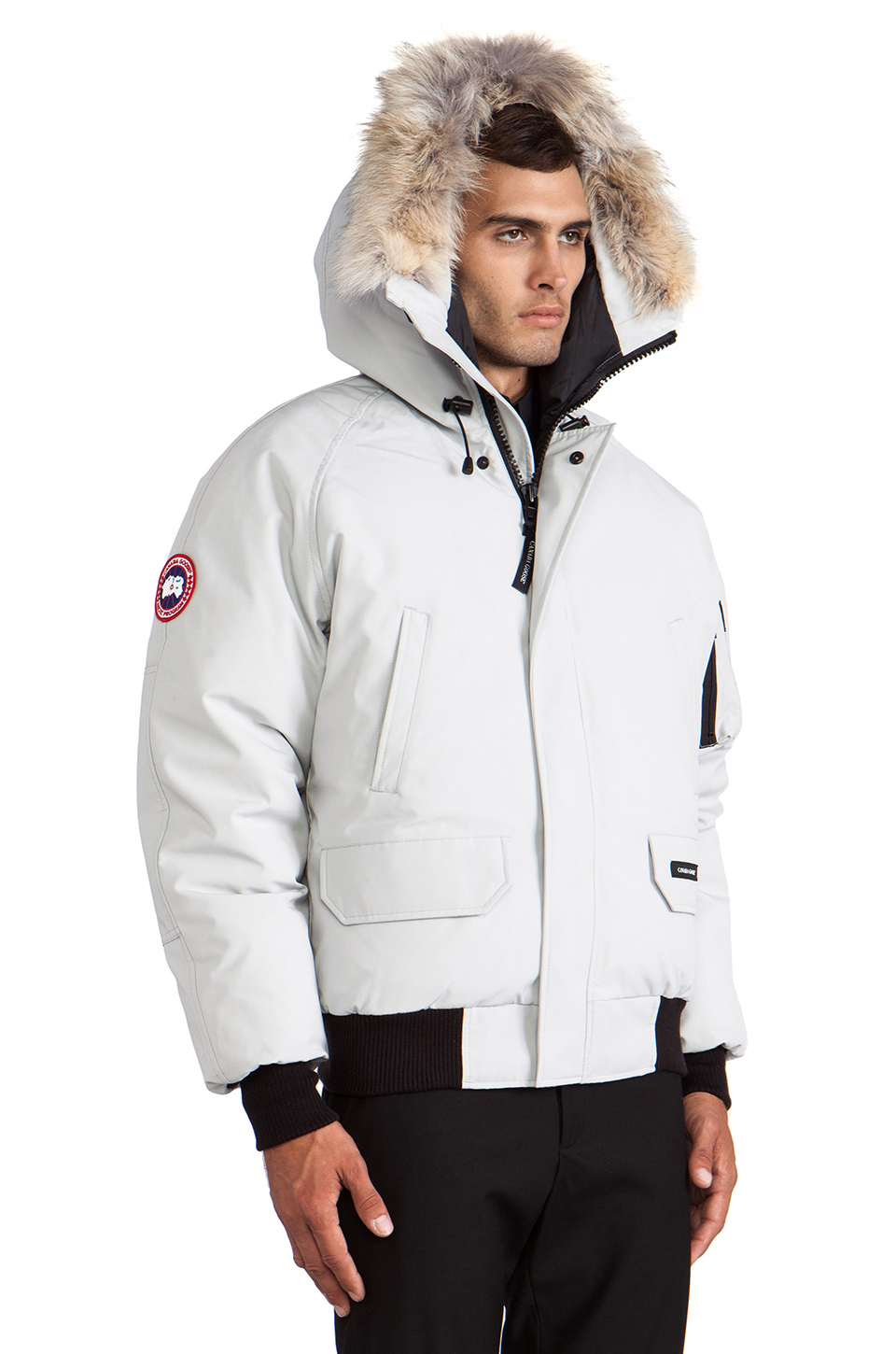 ddce66b9315 coupon for canada goose chilliwack bomber red mens ceb98 cbf59