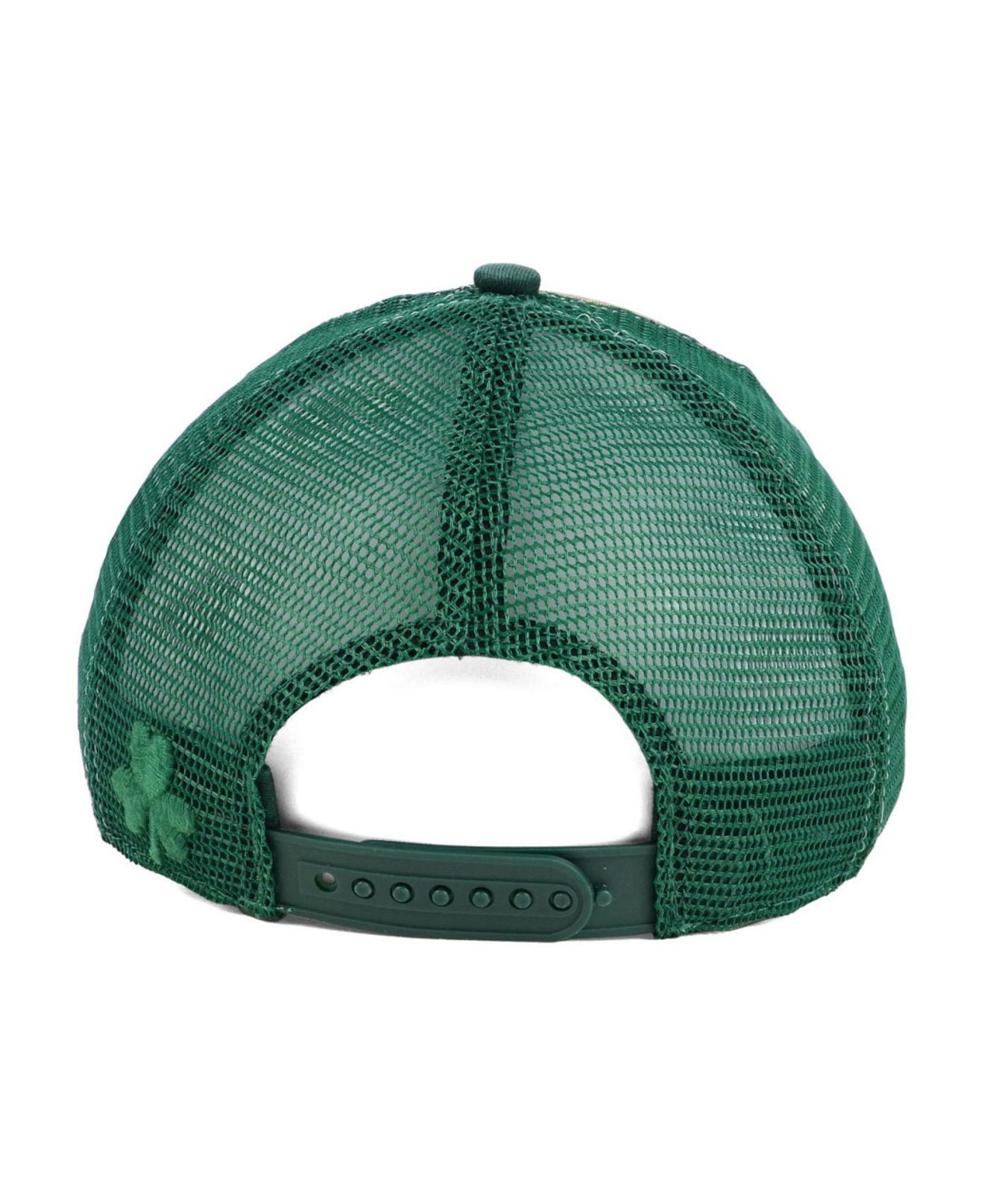 meet 385b6 71441 ... black adjustable baseball cap 9a06d 45bb5  cheapest lyst 47 brand st.  louis cardinals mcnally clean up cap in green cf080 31d46