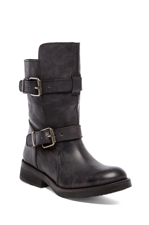 c25743b86c1 Steve Madden Caveat Boot in Black