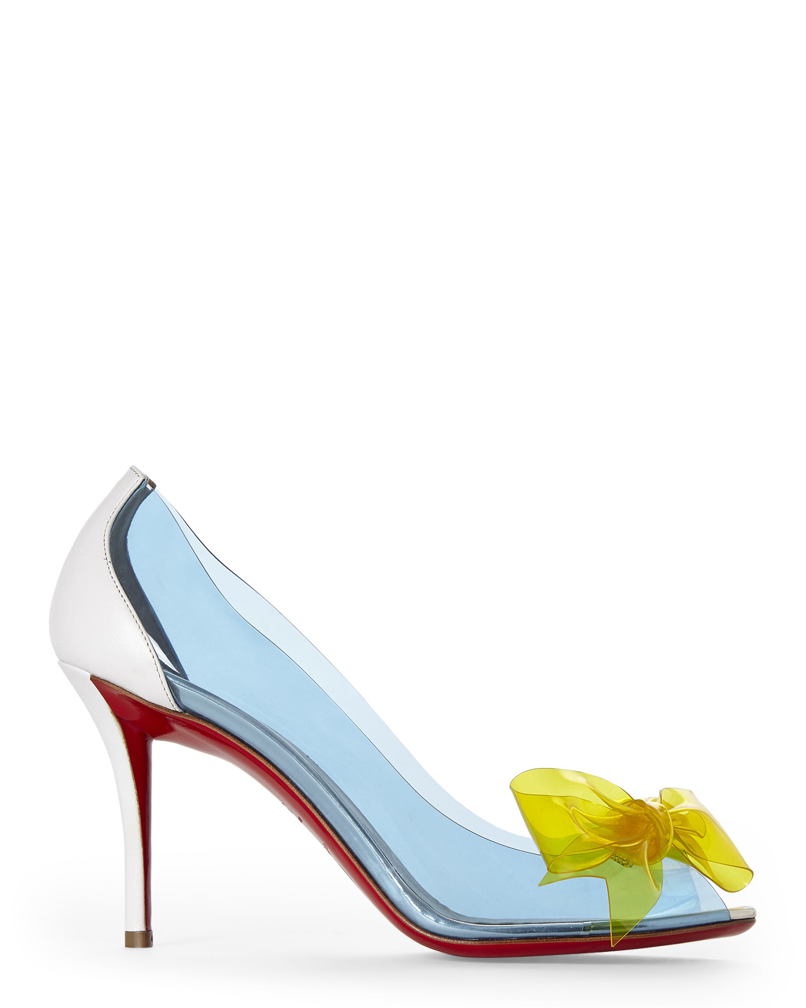 christian louboutin mens shoes sale - christian louboutin pointed-toe slingback pumps Pink and ...