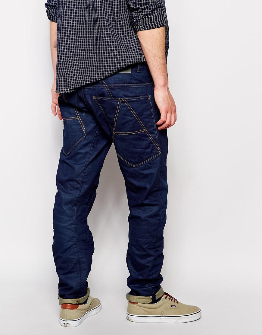 Straight Leg Jeans For Men