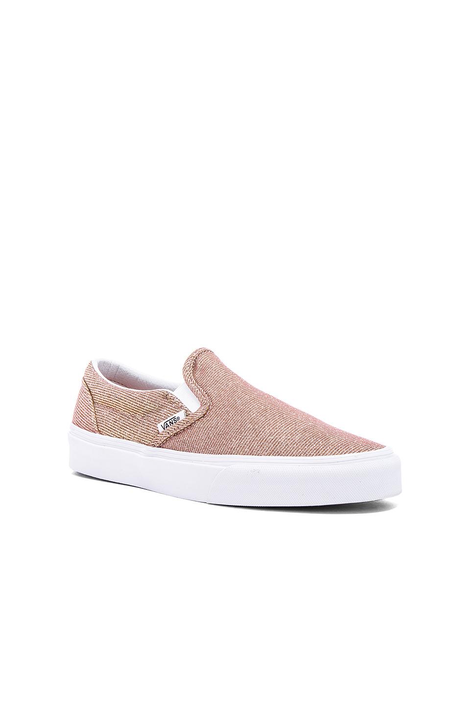vans shoes women rose