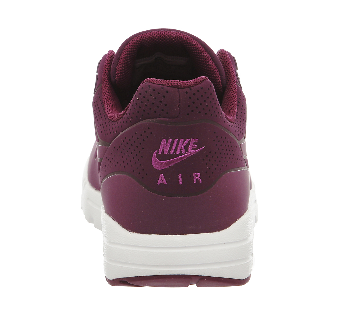 Air Max 1 Ultra Moire Trainers, Women's, Size: 5, Mulberry Purple