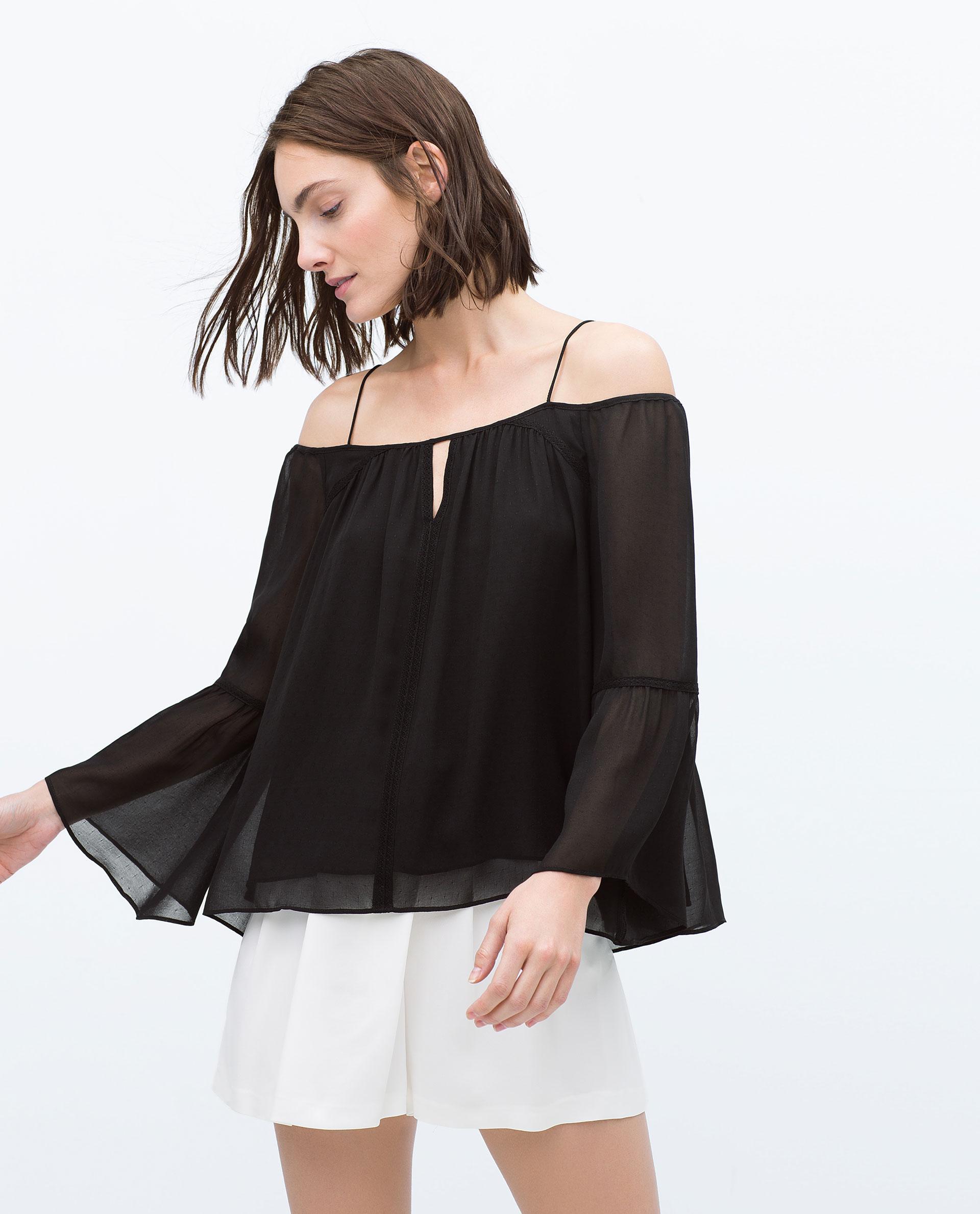 Zara Womens Blouses 39