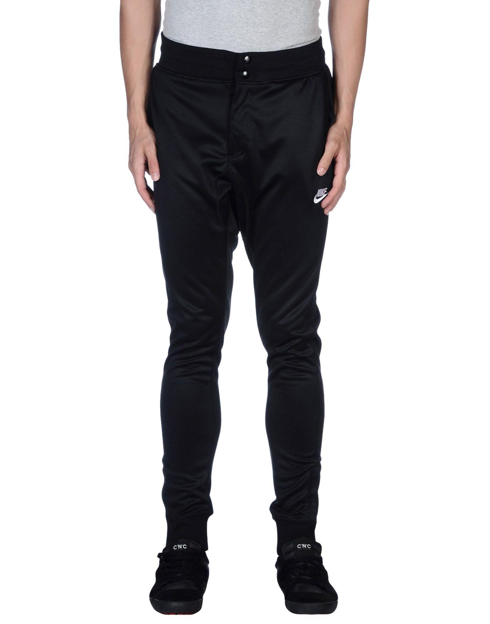 Lyst - Nike Casual Trouser in Black for Men