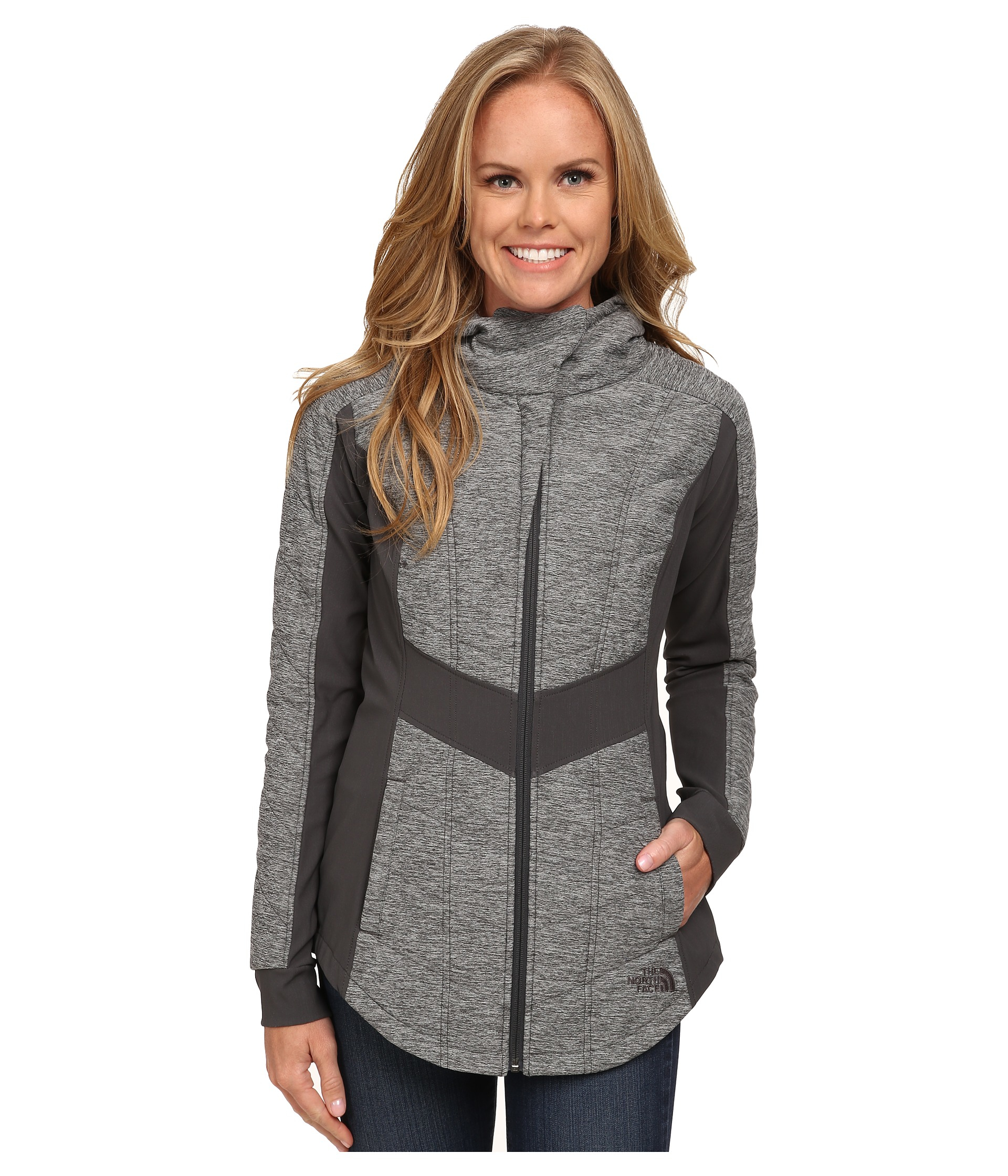 Lyst - The North Face Pseudio Jacket in Gray a18d285d0