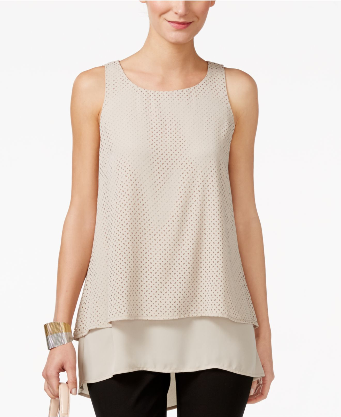 Lyst - Alfani Only At Macy's in Natural