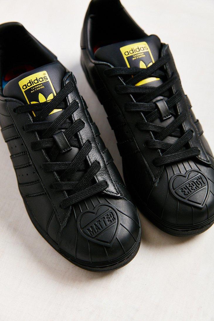 Adidas Superstar Black Pharrell
