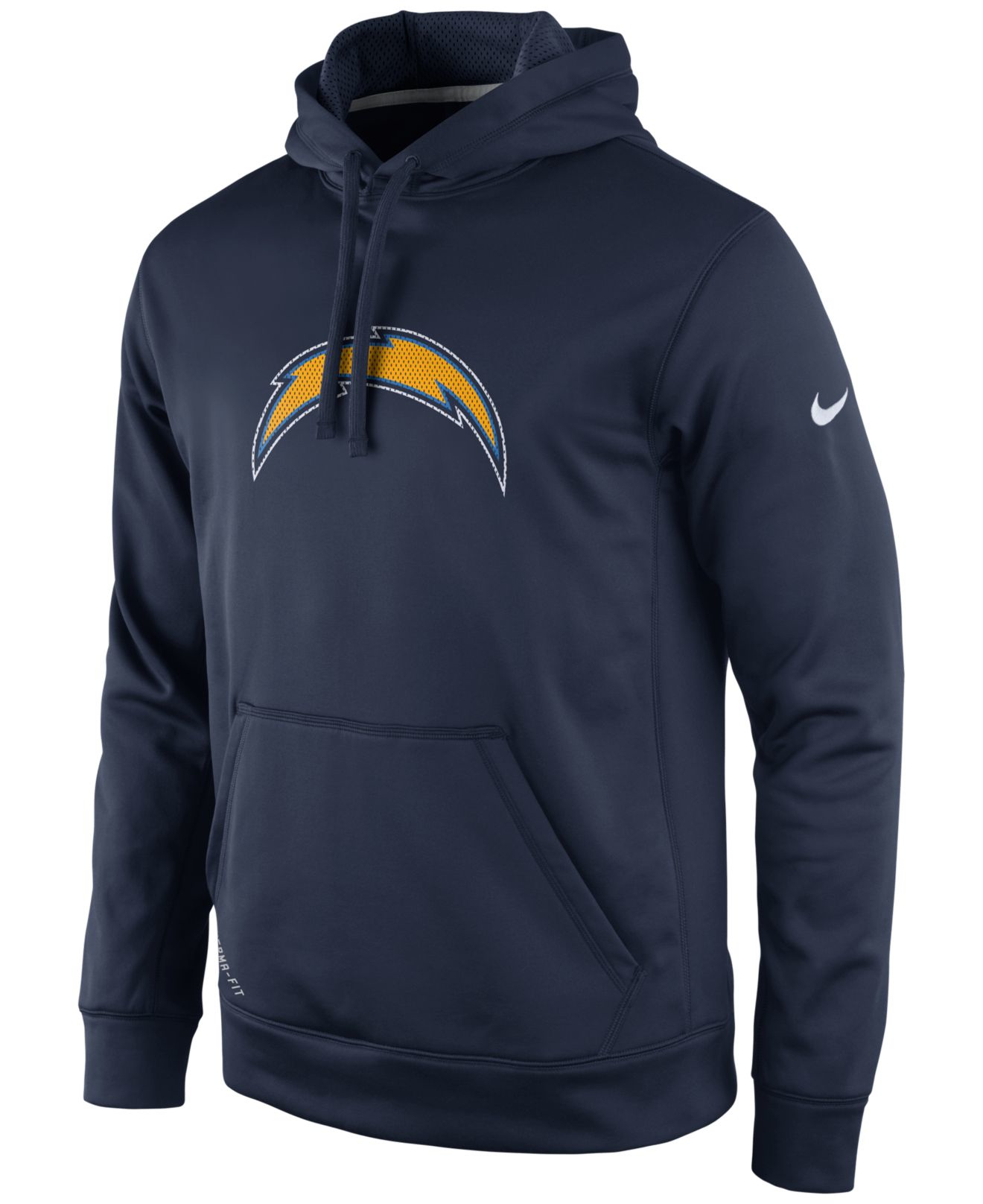 San Diego Chargers Clothing: Nike Men's San Diego Chargers Performance Po Dri-fit