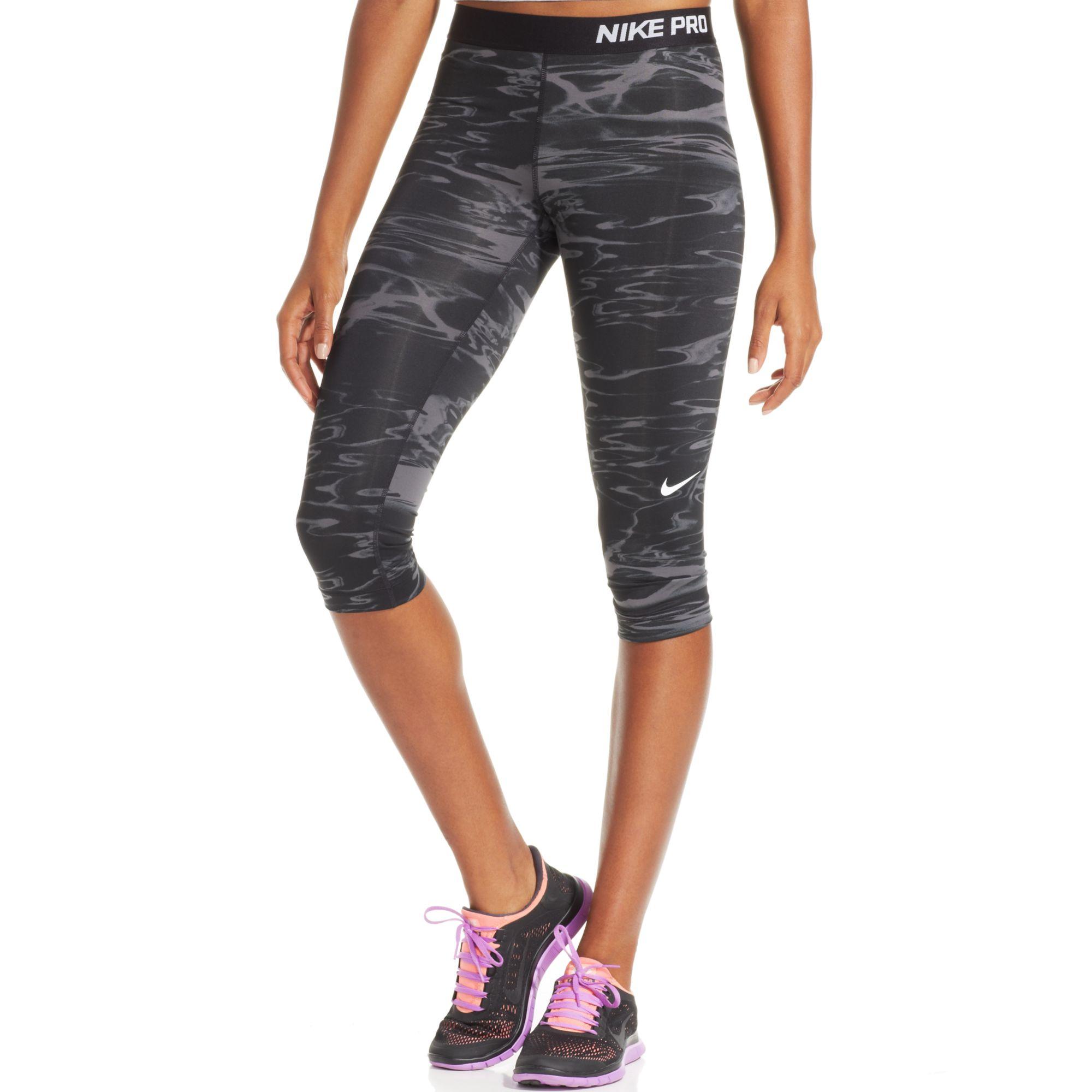Nike pro capri leggings where to get nike shoes