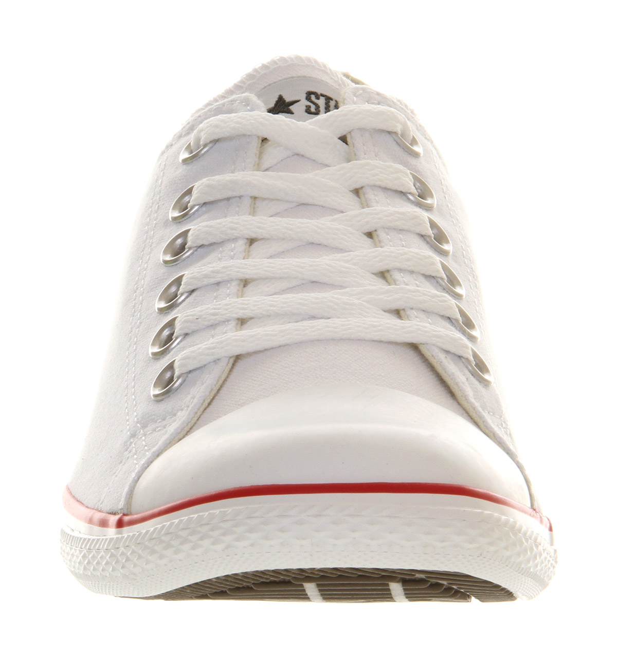5651c84afb3b Lyst - Converse Chuck Taylor Slim White in White for Men