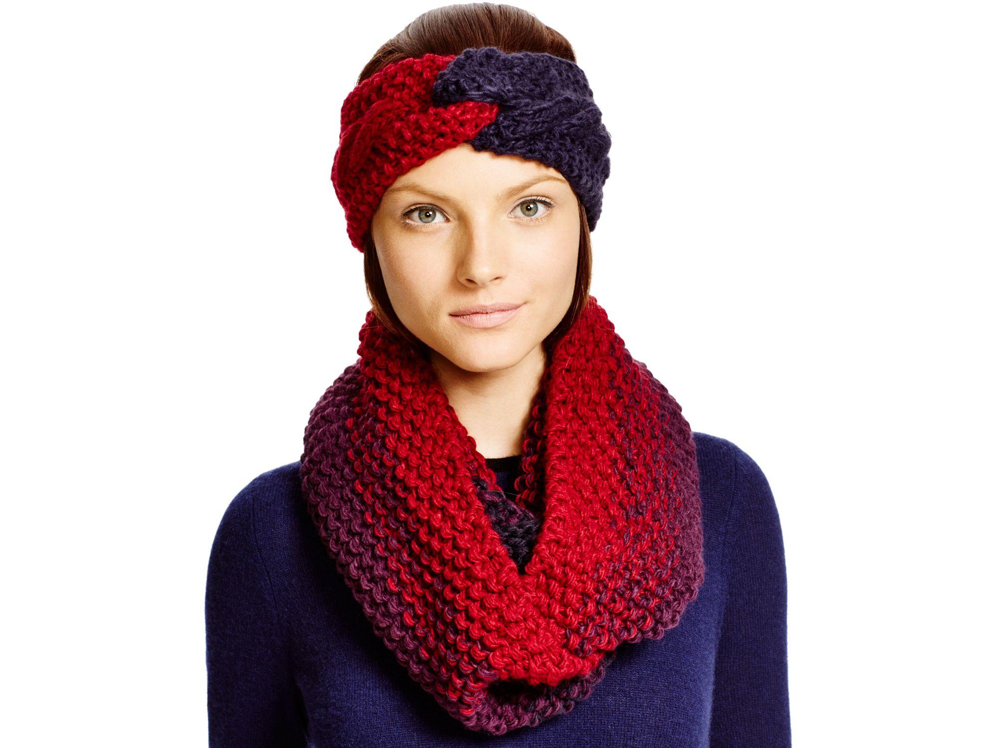 Genie by Eugenia Kim Lane Navy Knit Scarf - Navy Eugenia Kim T4kE9GZs