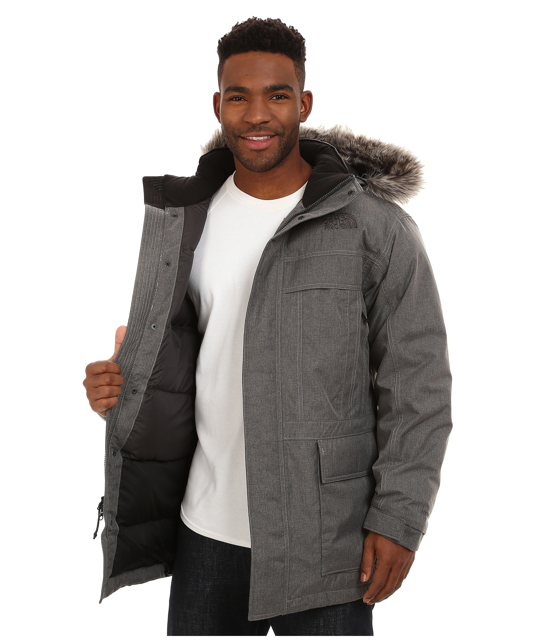 90c622923625 ... Lyst - The North Face Mcmurdo Parka Ii in Gray for Men ...