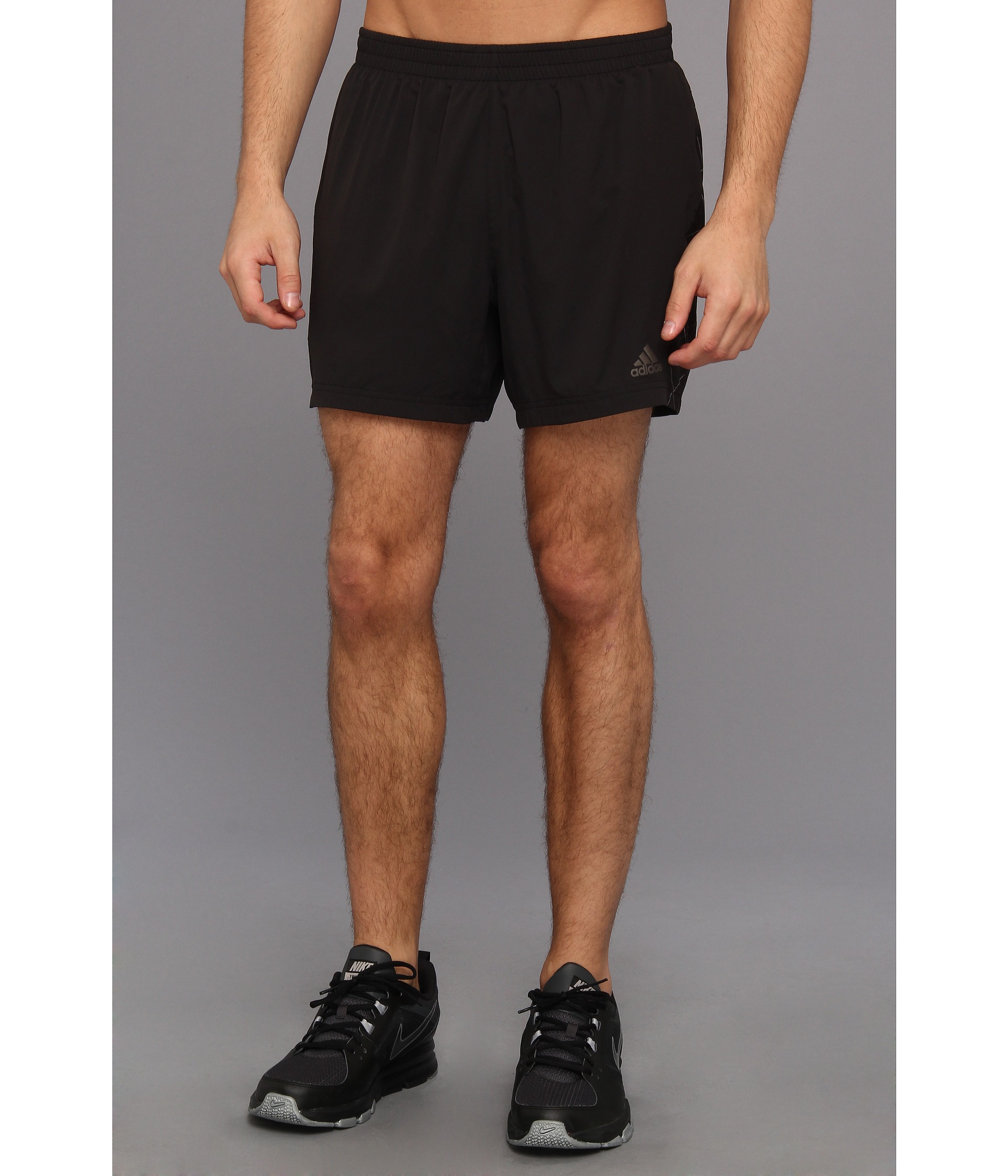 3be6a3fd0e8cf Lyst - adidas Supernova 5 Short in Black for Men