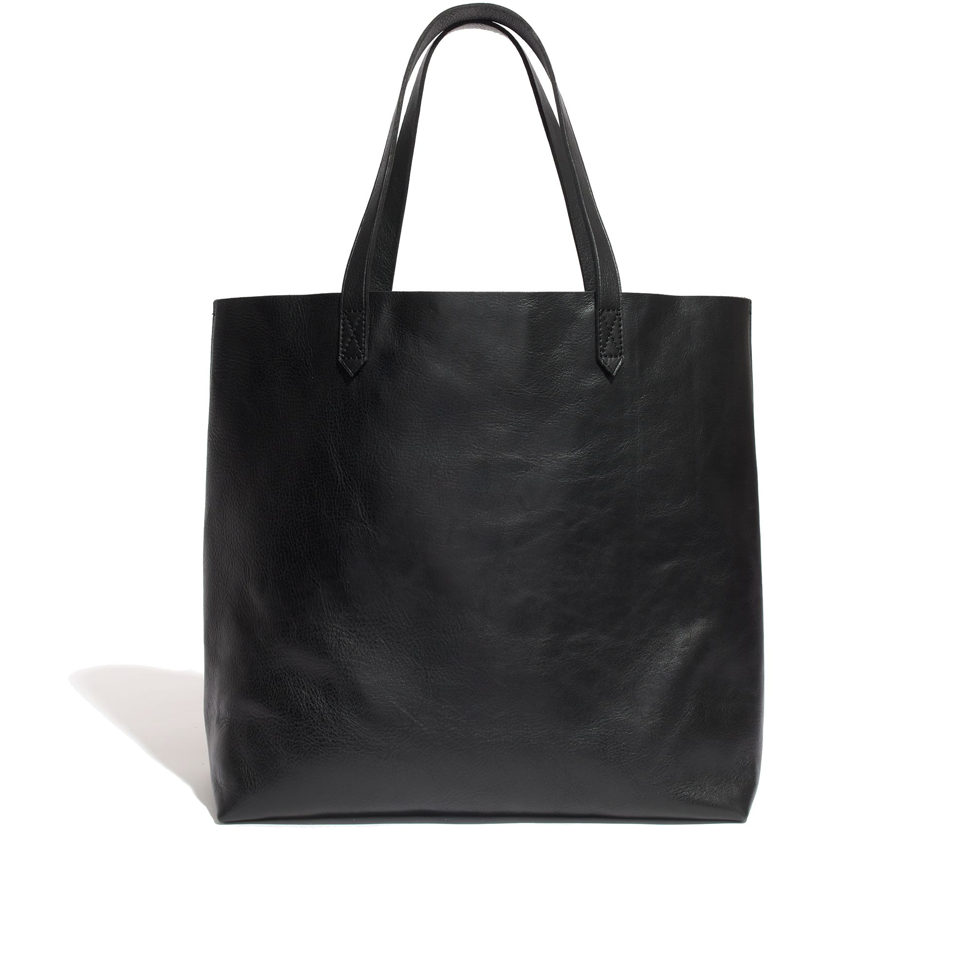 Madewell The Transport Tote In Black Lyst
