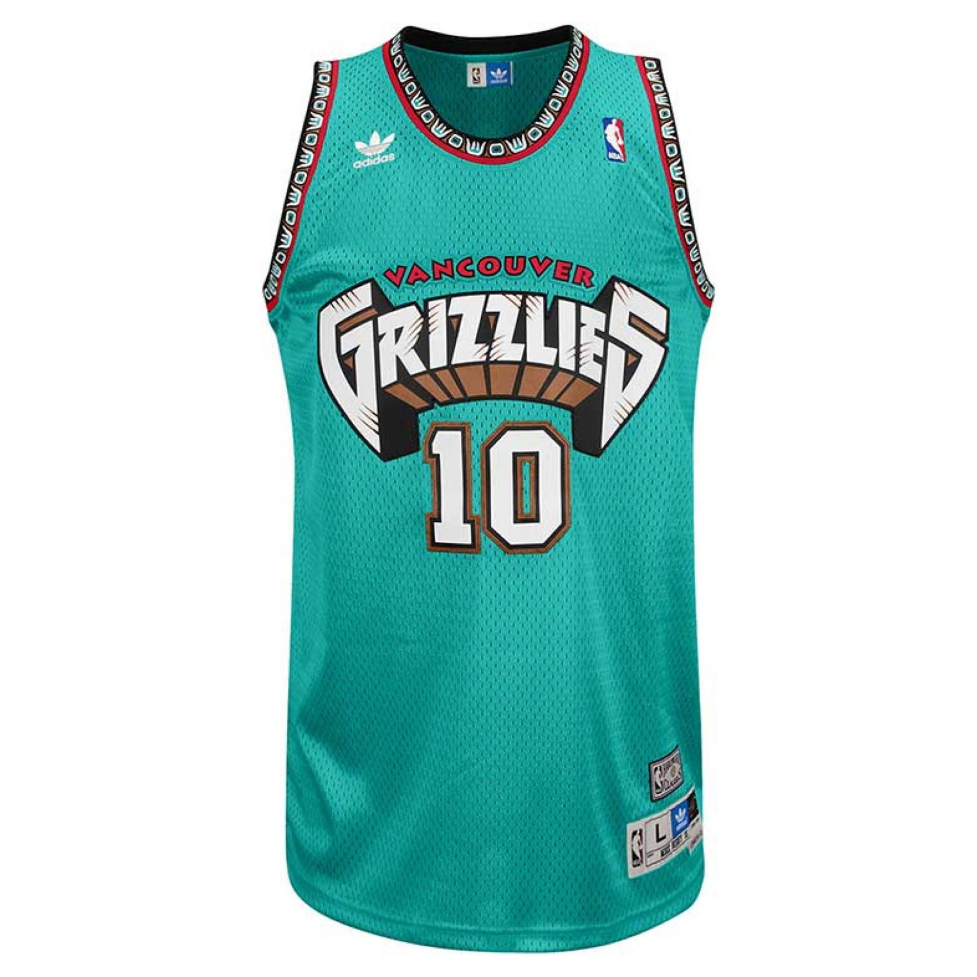 6a4f7b72ac66 Lyst - adidas Mens Mike Bibby Vancouver Grizzlies Retired Player ...