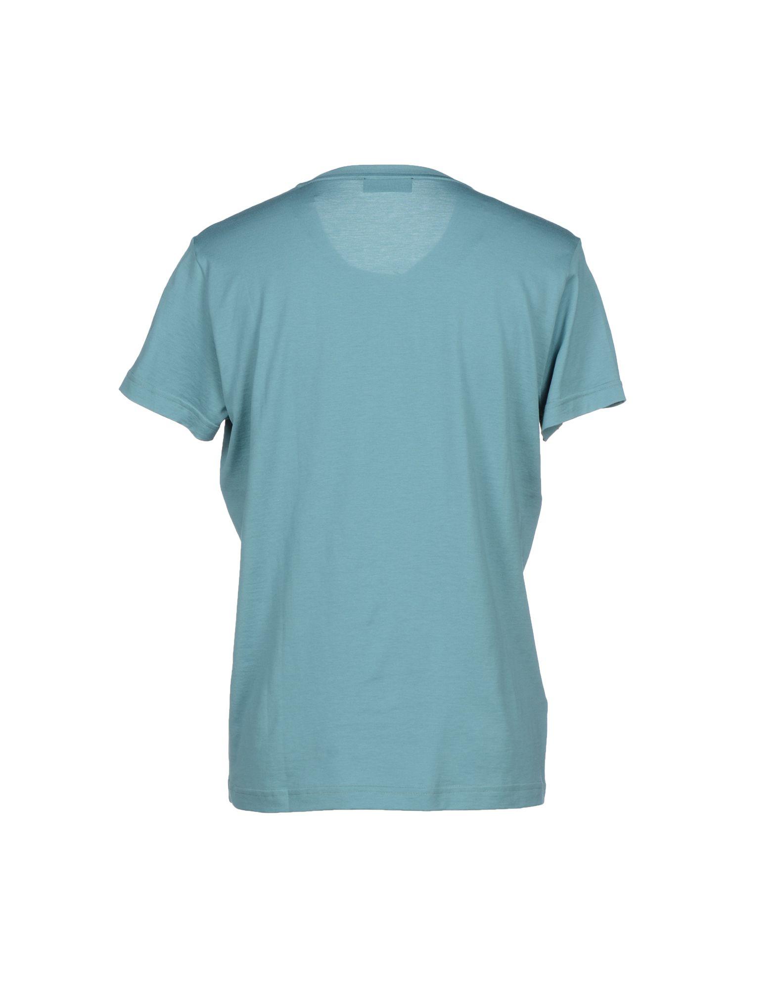 Lyst richmond x t shirt in blue for men for Richmond t shirt printing
